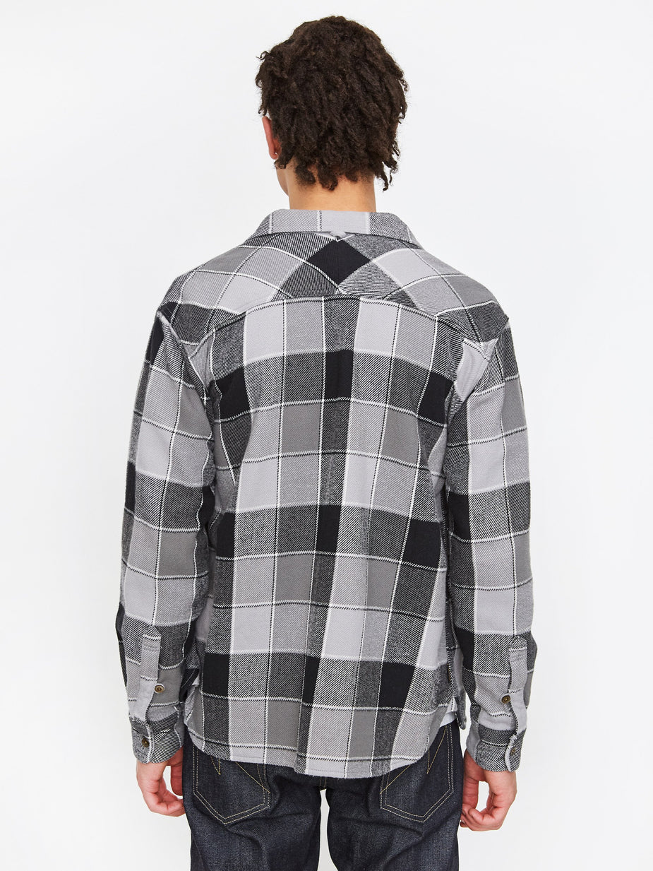 Neighborhood Neighborhood Lumbers / C-Shirt - Grey - Grey