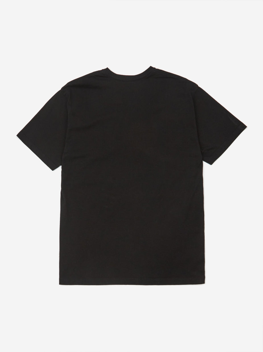 Neighborhood Neighborhood Uni / C-Tee Shortsleeve - Black - Black
