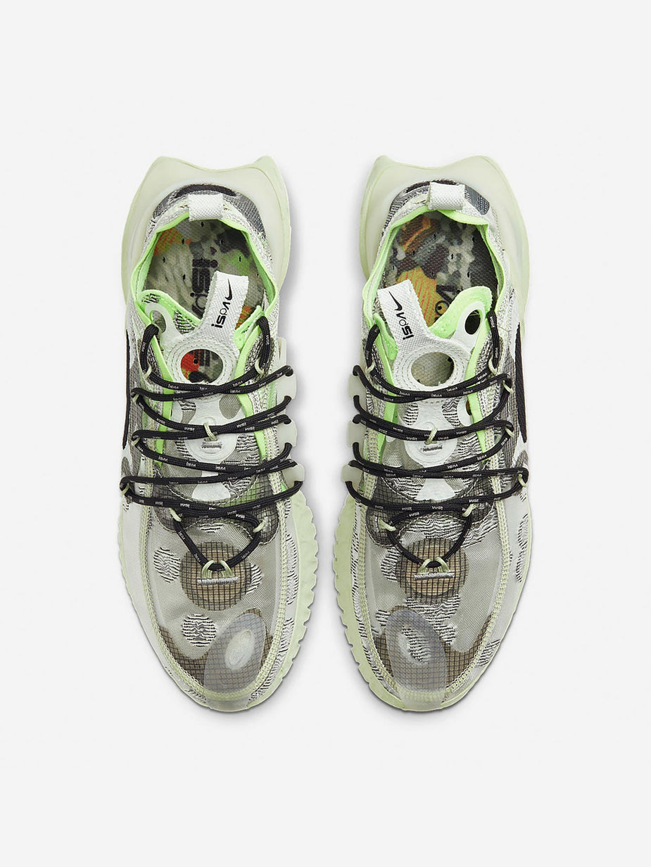 Nike Nike Flow 2020 ISPA SE - Spruce Aura/Black/Light Orewood Brown - Green
