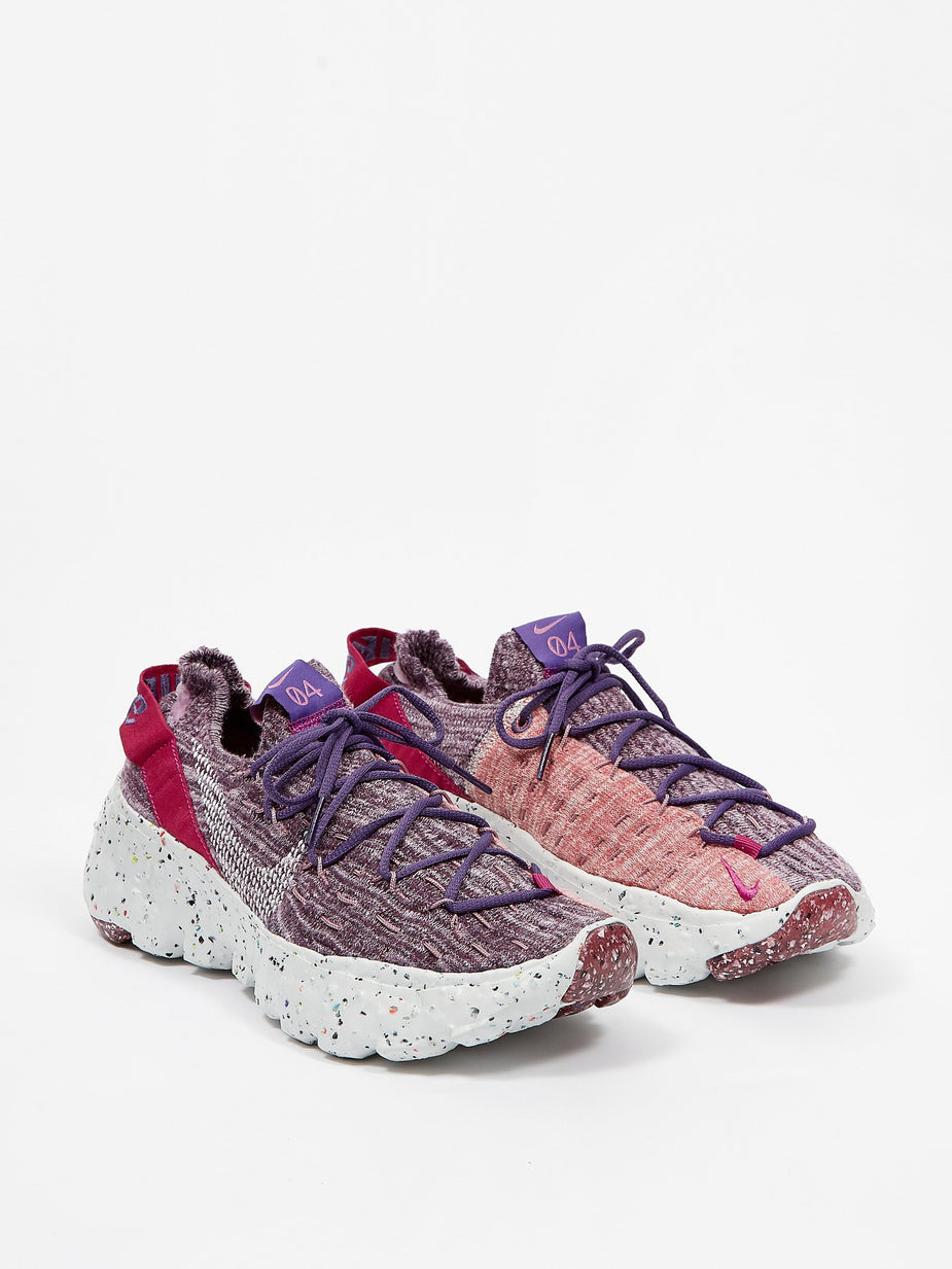 Nike Nike Space Hippie 04 - Cactus Flower/Photon Dust/Gravity Purple - Purple