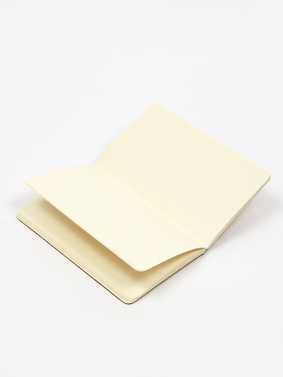 Nomess Nomess Cork Notebook Small - Nude