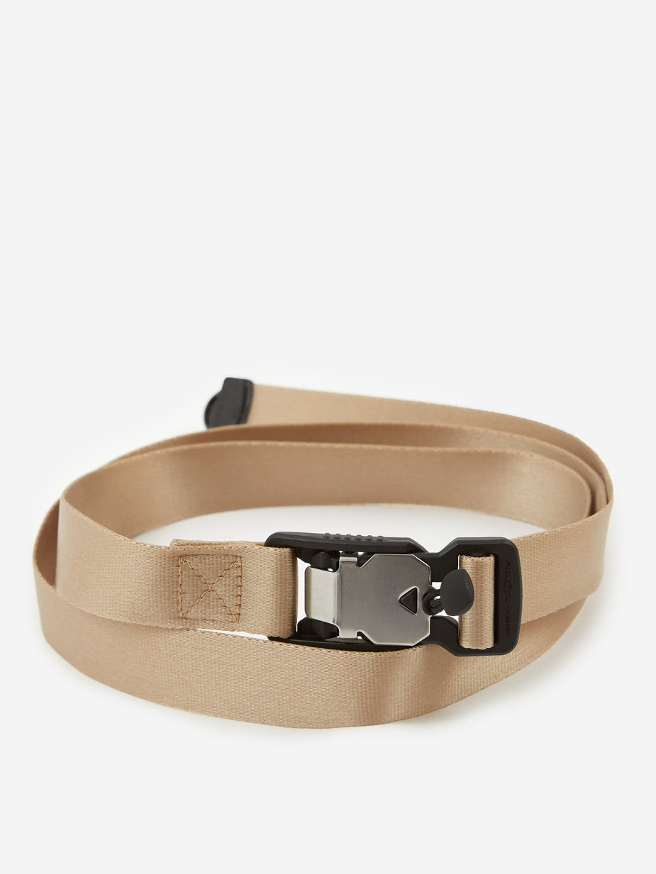 Nonnative Nonnative Alpinist Tape Belt - Beige - Neutrals