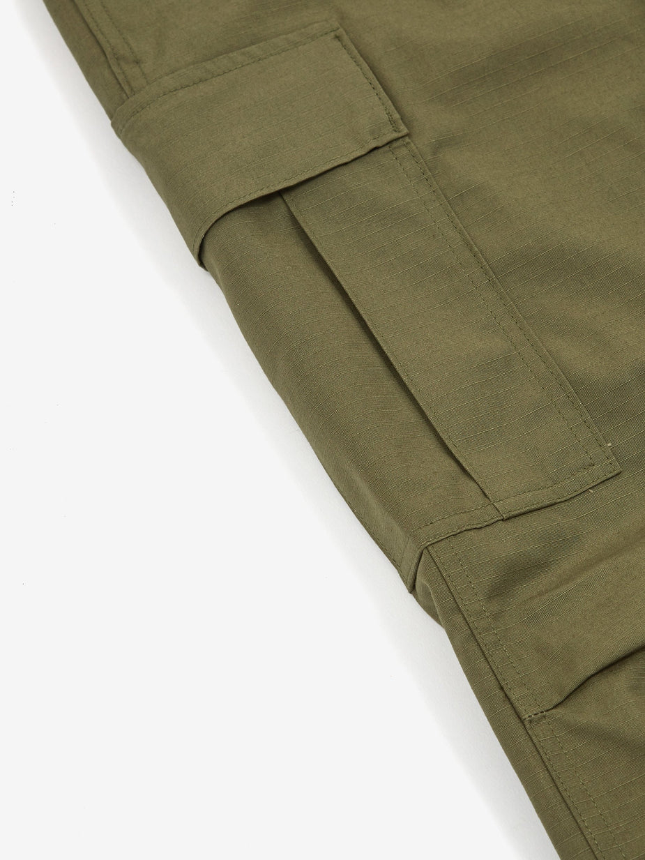 OrSlow OrSlow Slim Fit 6 Pocket Cargo Pant - Army - Green