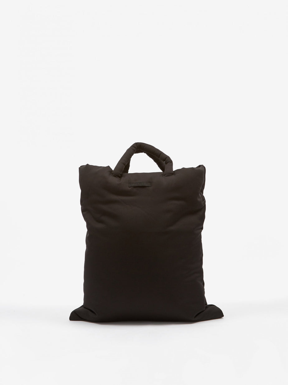 Our Legacy Our Legacy Pillow Tote - Black Tech - Black