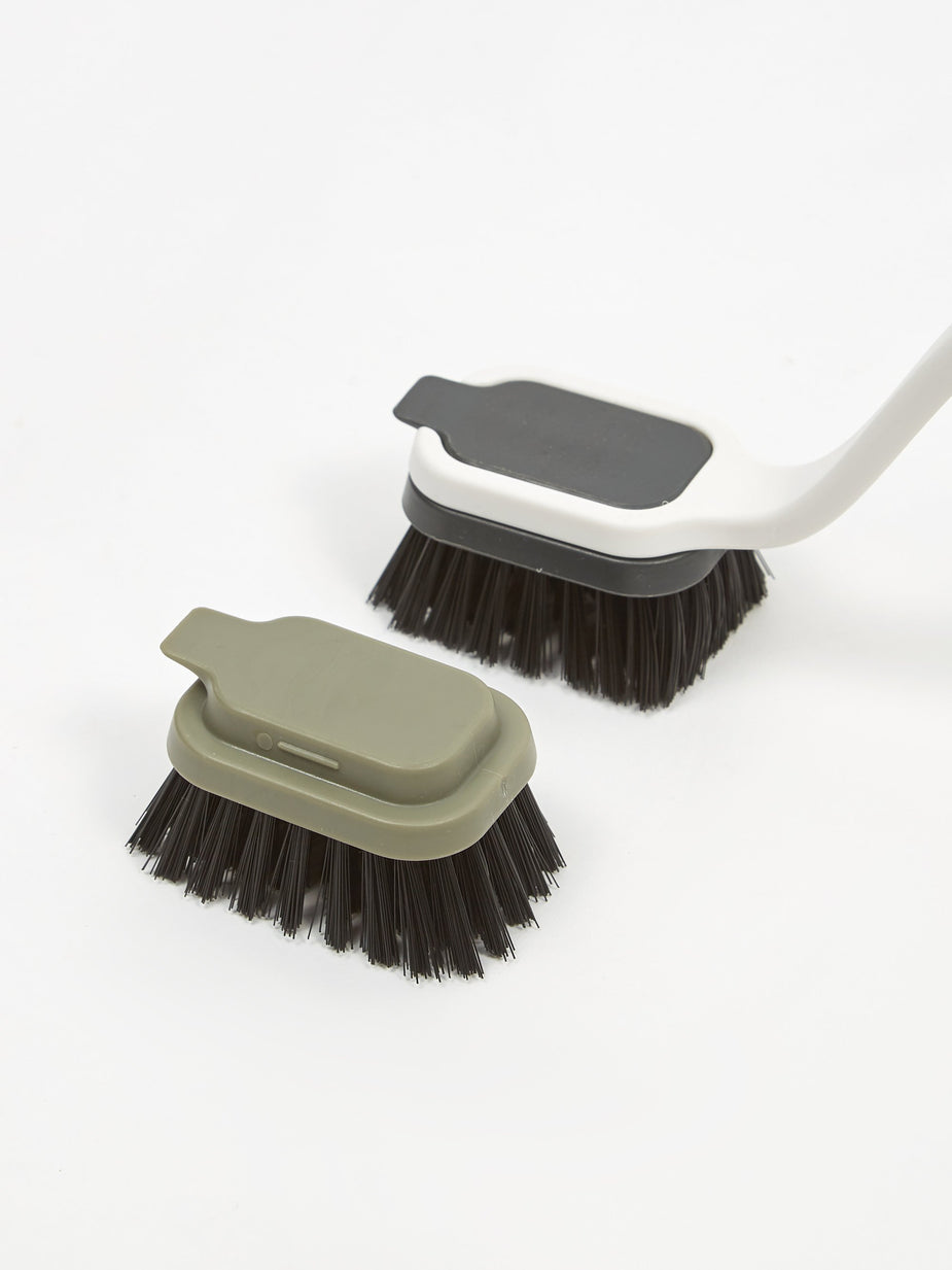 RIG-TIG RIG-TIG Sink-Caddy Dish Brush - Grey - Grey