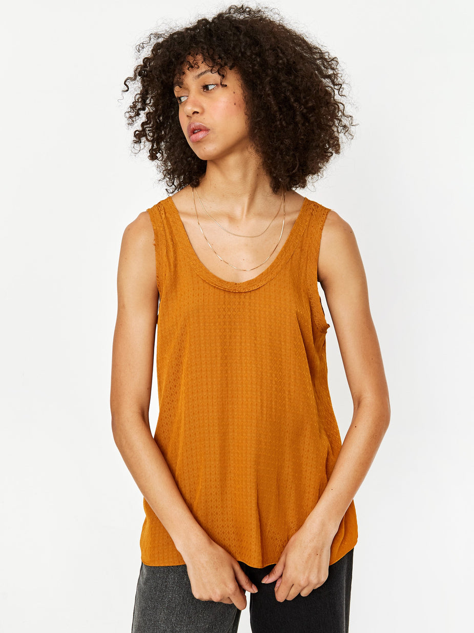 Stand Alone Stand Alone Oversized Tank - Camel - Other