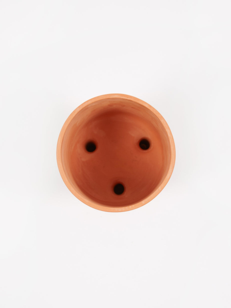 Studio Arhoj Studio Arhoj Terracotta Tri-Pot - Small - Other
