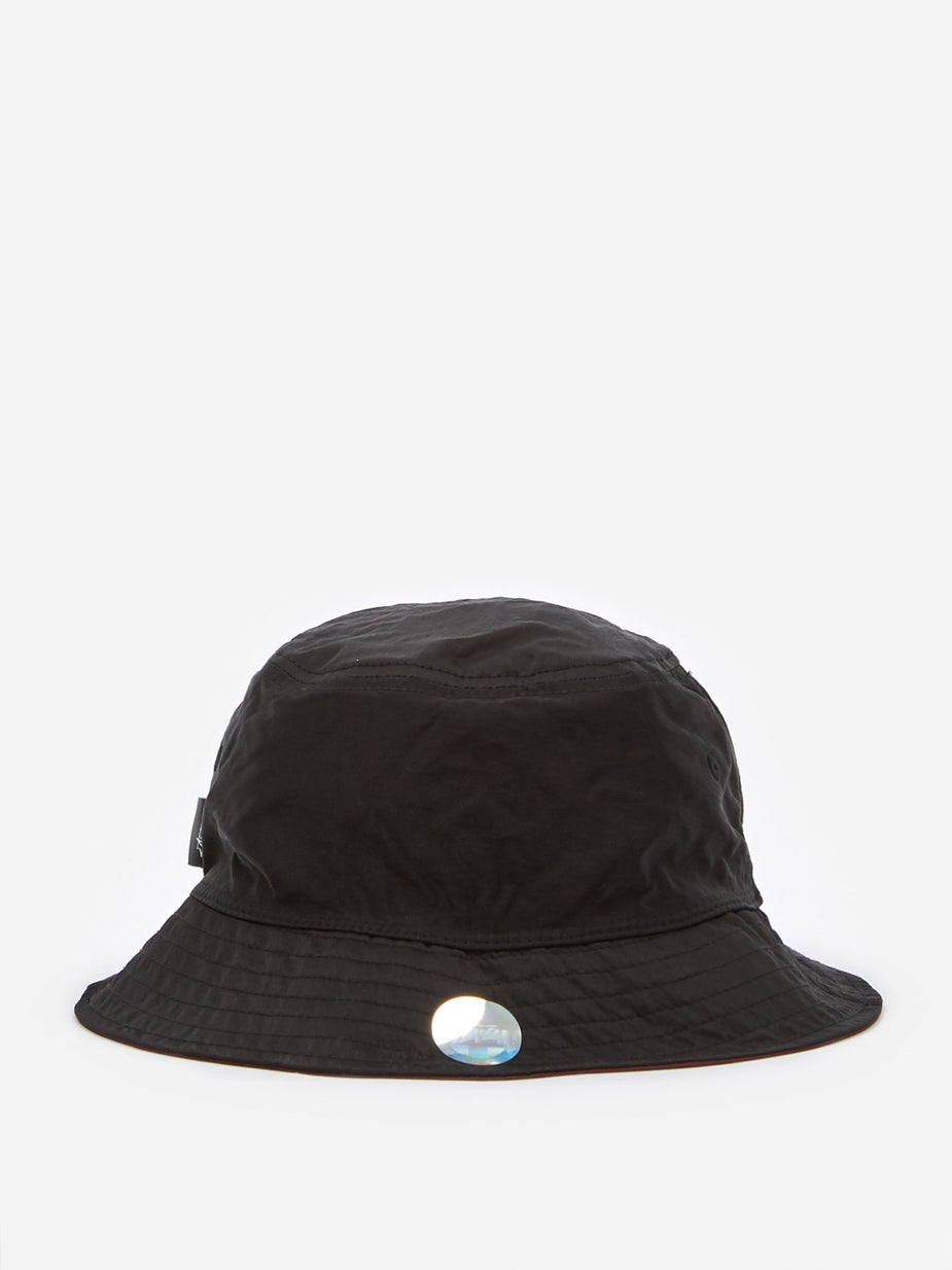 Stussy Stussy Reversible Bucket Hat - Green - Green