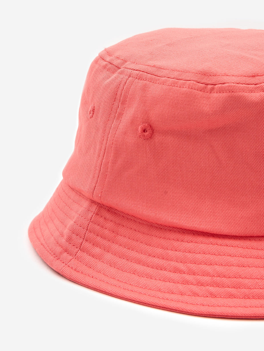 Stussy Stussy Stock Bucket Hat - Red - Red