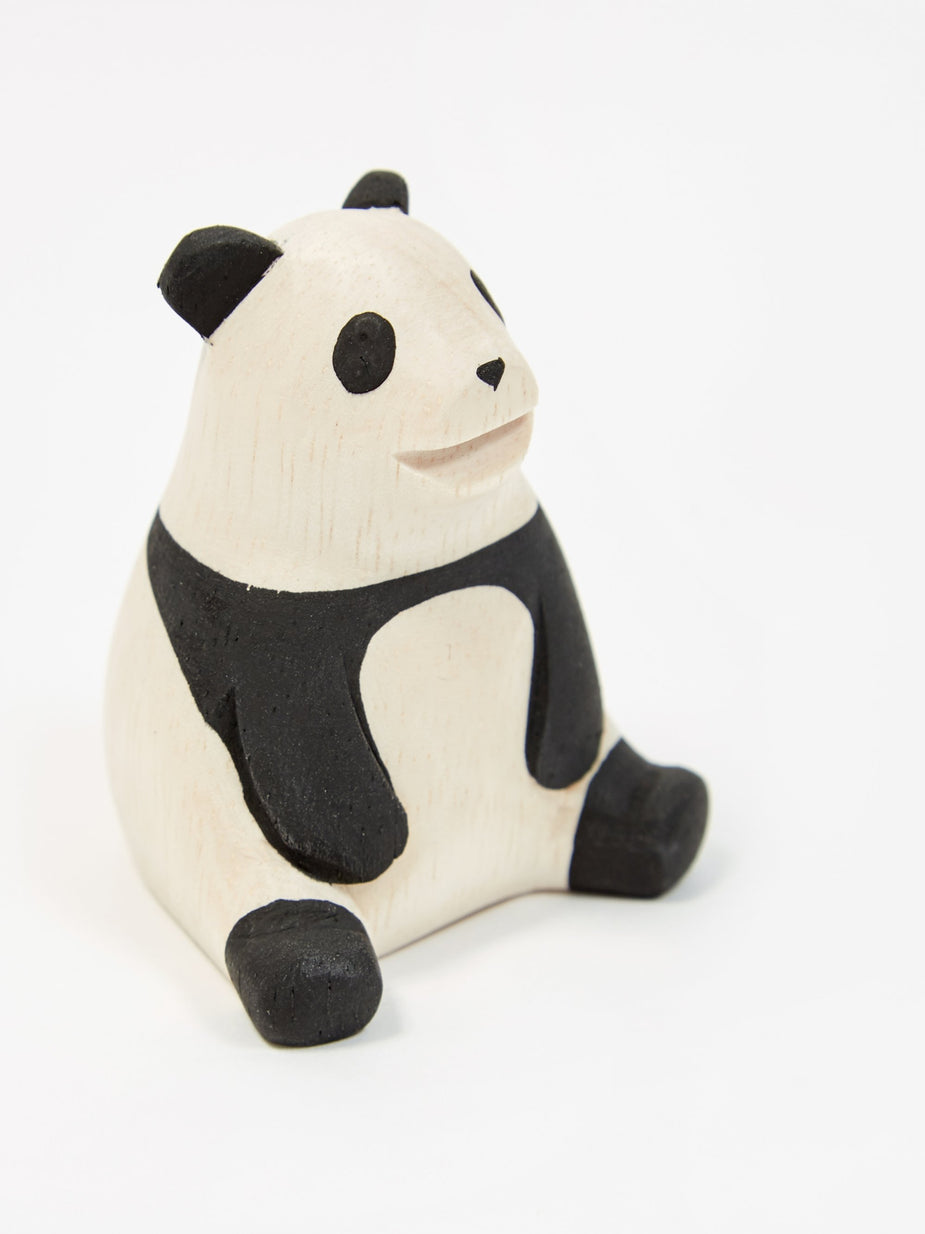 T-Lab T-Lab Pole Pole Wooden Animal - Panda - Other