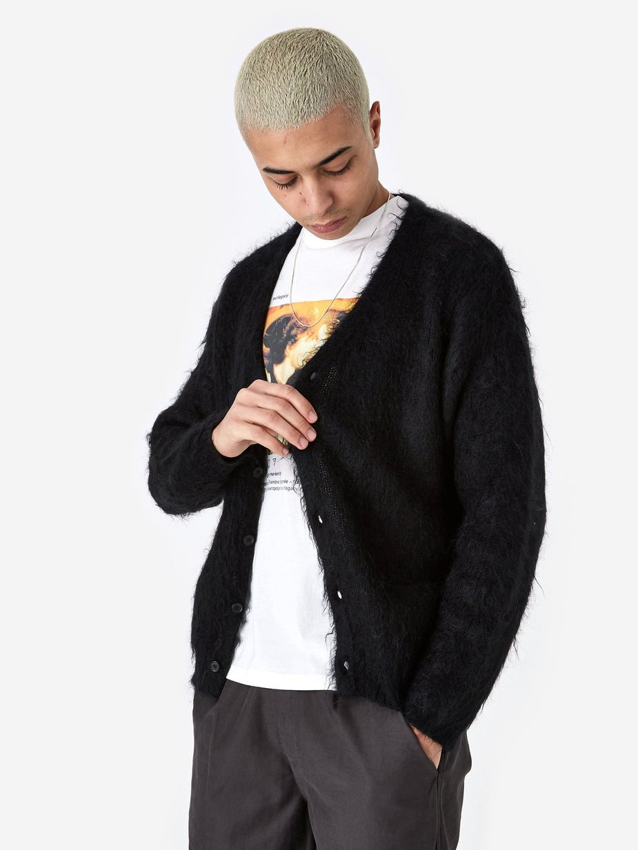 Unused Unused Cardigan - Black