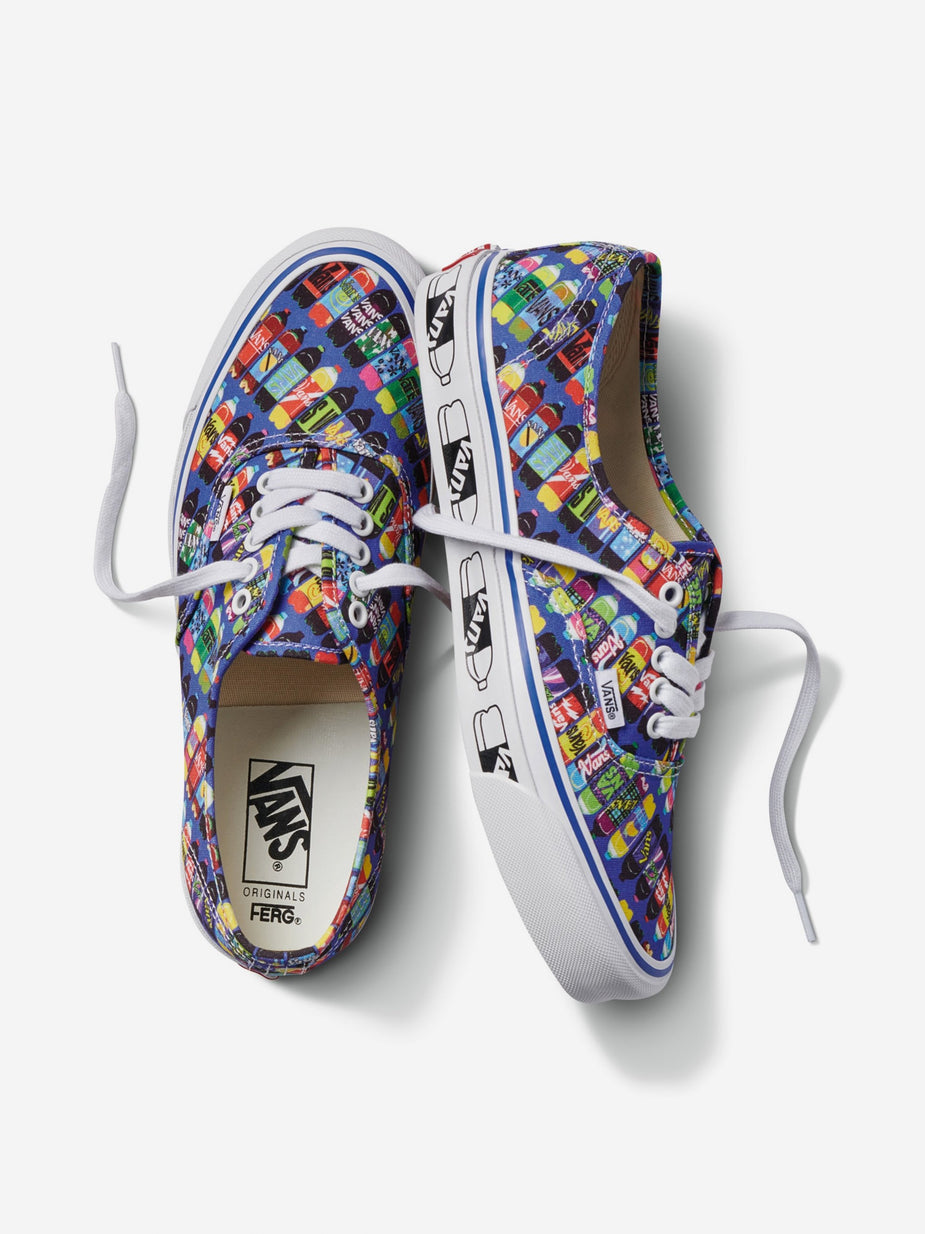 Vans Vans Vault x Fergadelic OG Authentic LX - Corner Shop/Drink
