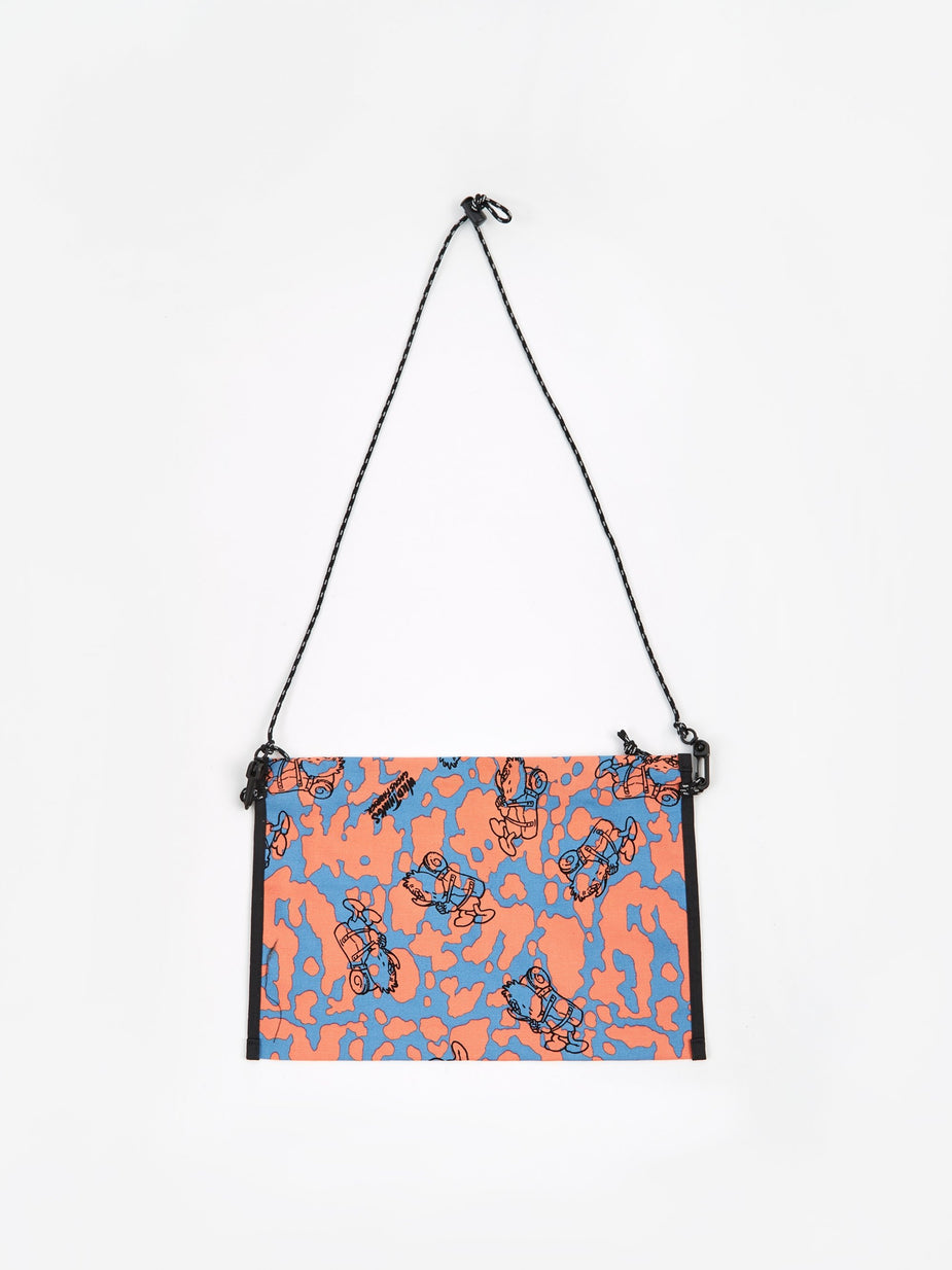 Wild Thing x Gasius x Fabrick Wild Things x Gasius x Fabrick Flat Shoulder Bag L - Multi - Multi