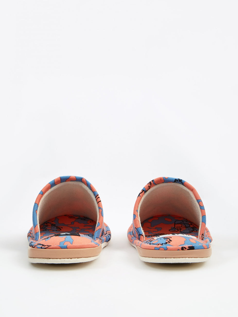 Wild Thing x Gasius x Fabrick Wild Things x Gasius x Fabrick Slippers - Multi - Multi