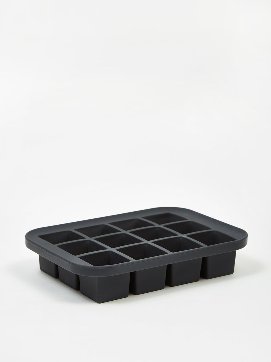 W&P Design W&P Design Everyday Ice Tray - Charcoal
