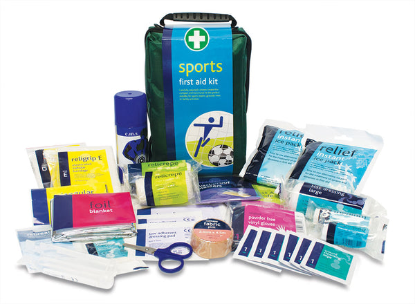 SPORTS First Aid kit - Expiry Nov/2021 - 3 left ideal for this seasons games