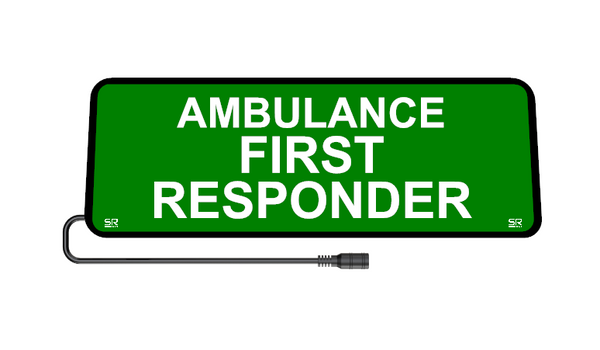 Safe Responder X - Ambulance First Responder - SRX-003