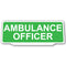 Univisor - Ambulance Officer - Green - UNV013