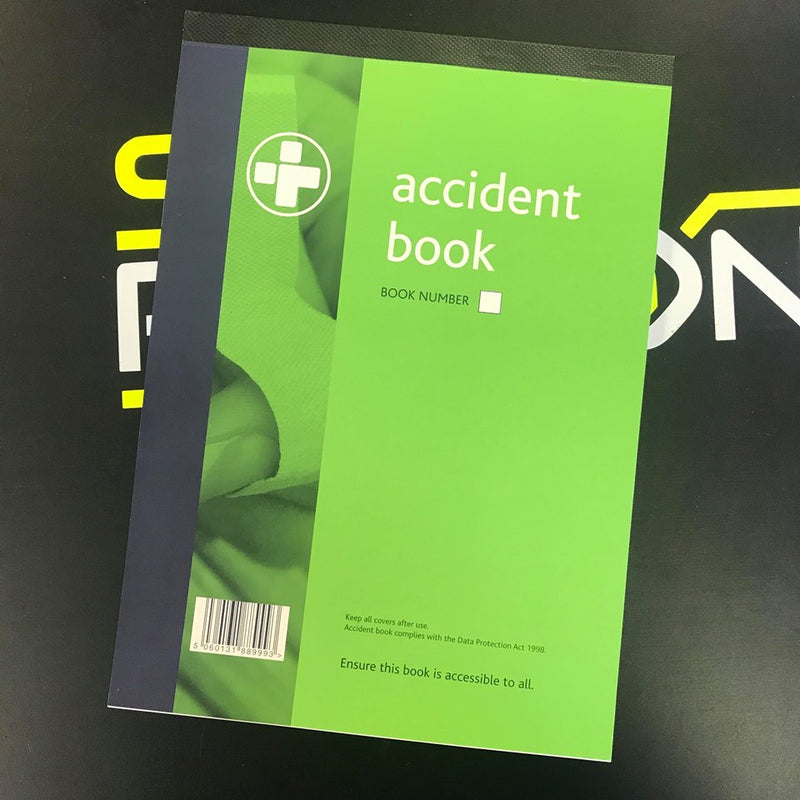 Accident Book A4