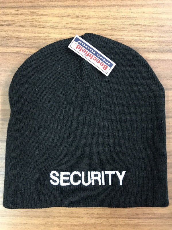 Beanie Hat Security