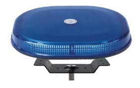 XDC Mini Light Bar BLUE VSWD-190-B-1