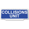 Univisor - Collision Unit - Blue - UNV079