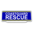 Univisor - COASTGUARD RESCUE Chequered Design 2 - UNV367