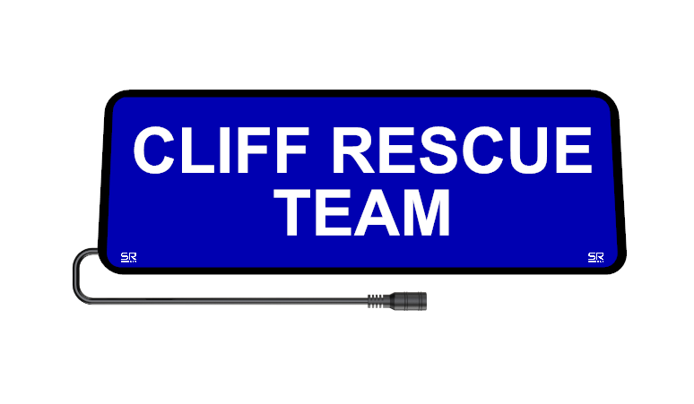 Safe Responder X - CLIFF RESCUE TEAM  - SRX-111