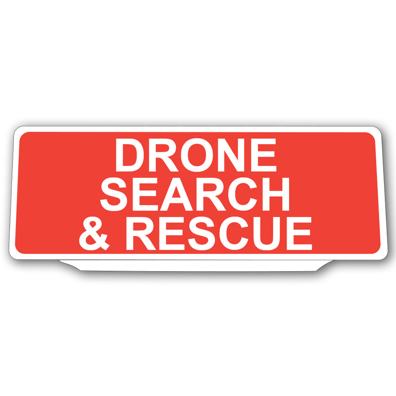 Univisor - Drone Search and Rescue - Red - UNV050