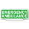 Univisor - Emergency Ambulance - Green - UNV029