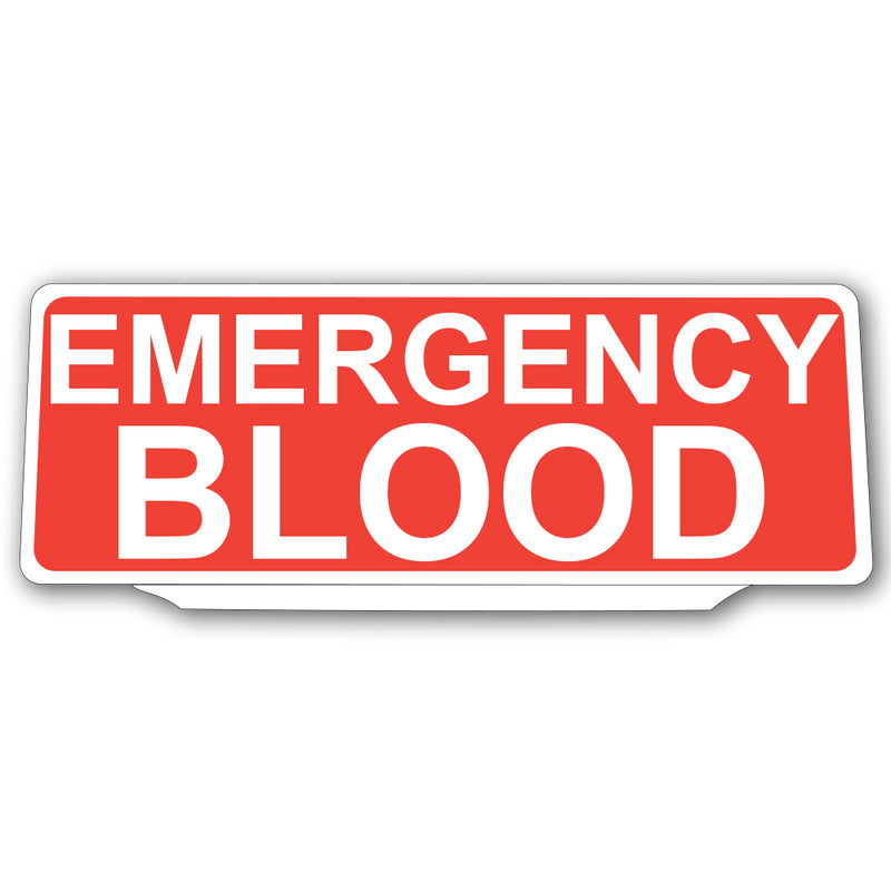 Univisor - Emergency Blood - Red - UNV035