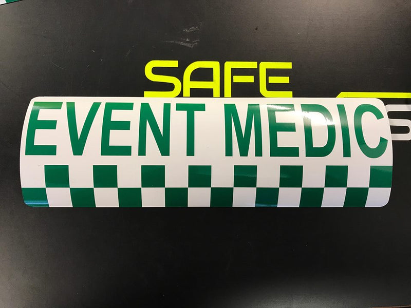 Magnet Event Medic - Vehicle Identification x 1 (CODE...EAN)