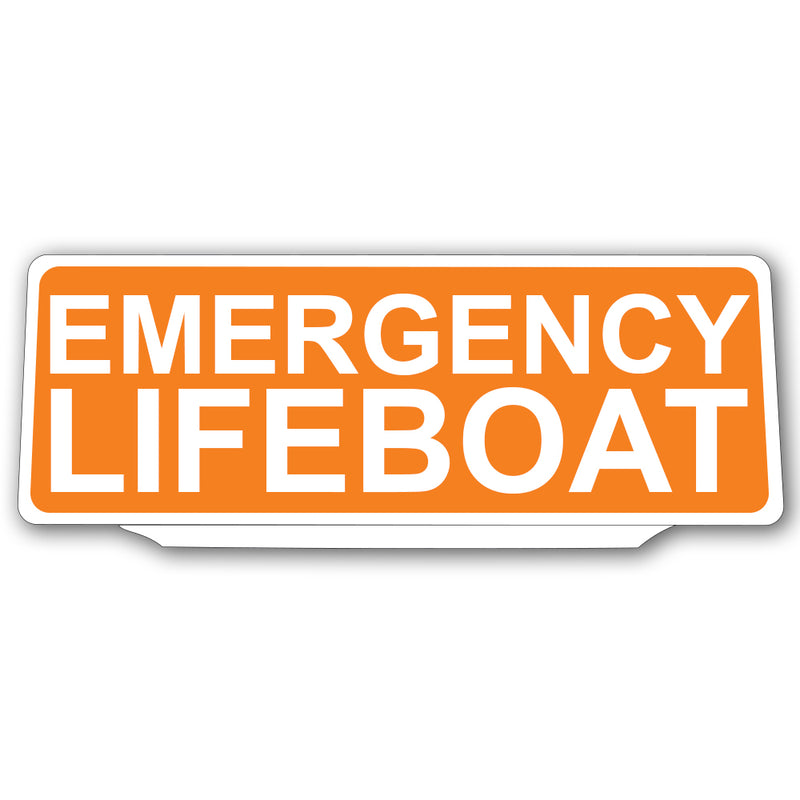 Univisor - Emergency Lifeboat - Orange - UNV125