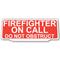 Univisor - Firefighter on Call - Red - UNV037