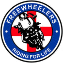 Freewheelers Logo Static Cling