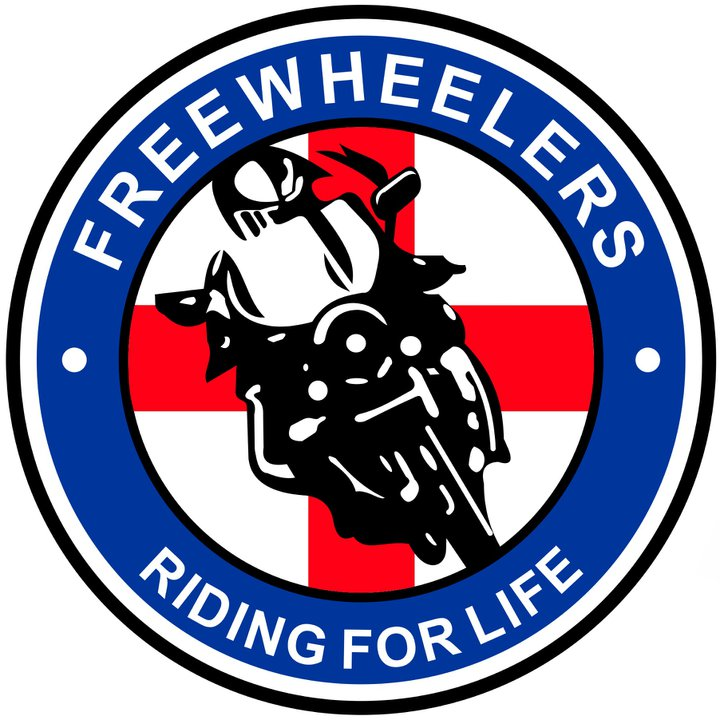 Freewheelers Logo Vinyl Sticker