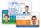 ID Cards - To your Design and No Min Qty 86mm x 54mm