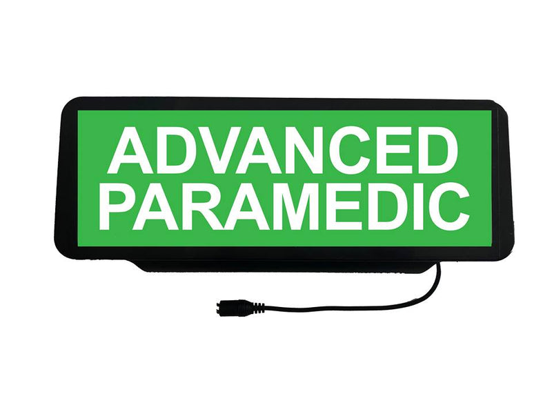 LED Univisor - Advanced Paramedic - LEDUNV-001