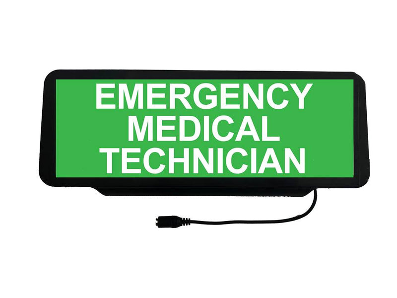 LED Univisor - EMERGENCY MEDICAL TECHNICIAN