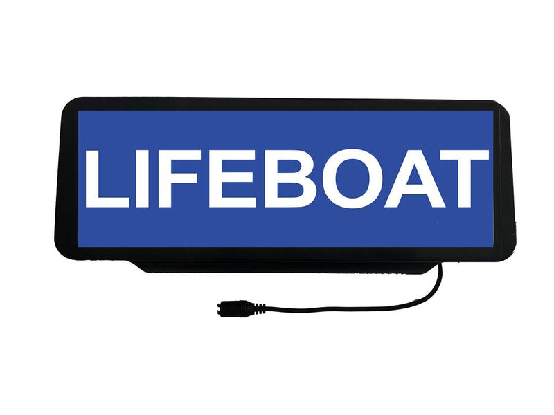 LED Univisor - Lifeboat -  BLUE - LEDUNV-055