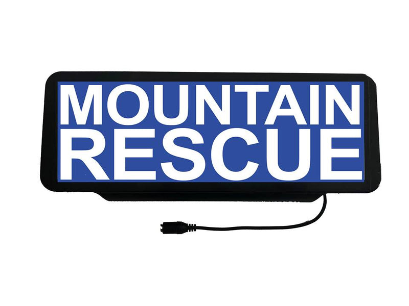 LED Univisor - Mountain Rescue - LEDUNV-063