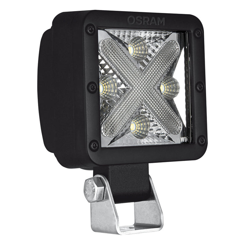 Osram LED Driving Work Lamp Cube MX85-WD ECE R10 - Ring Automotive