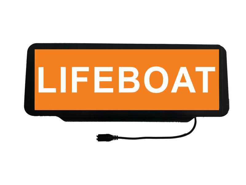 LED Univisor - Lifeboat - ORANGE - LEDUNV-056