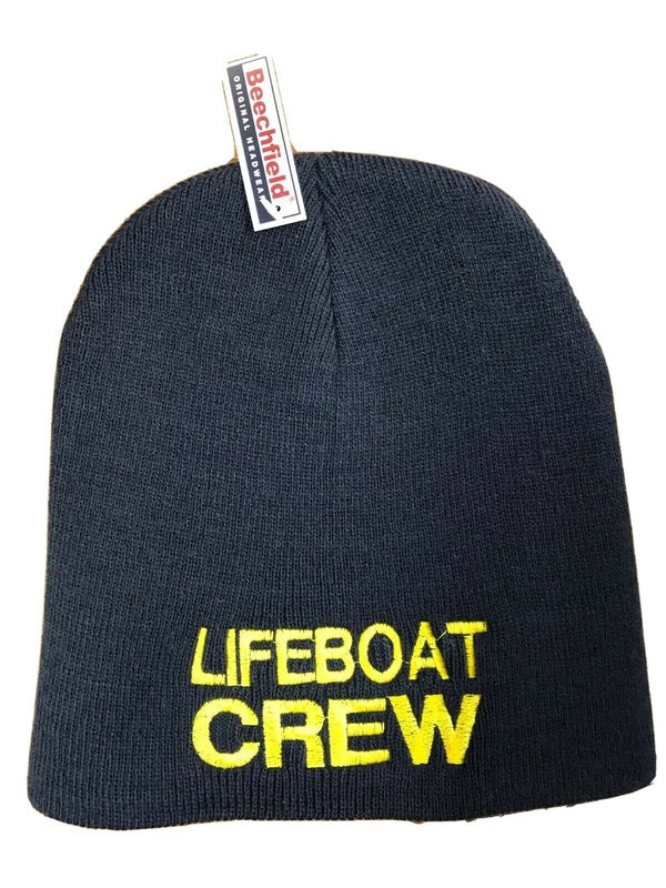 Beanie Hat - Lifeboat Crew