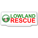 Univisor - Lowland Rescue - White Background Logo - UNV-LR003