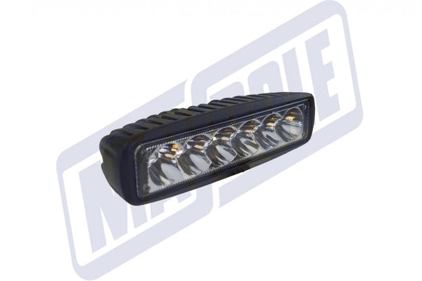 MP5069 Slimeline 10-30V 18W Spot LED Work light