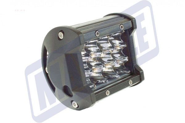 MP5070 LED Work Light Bar 12/24V 18W (12x1.5W) SPOT IP67