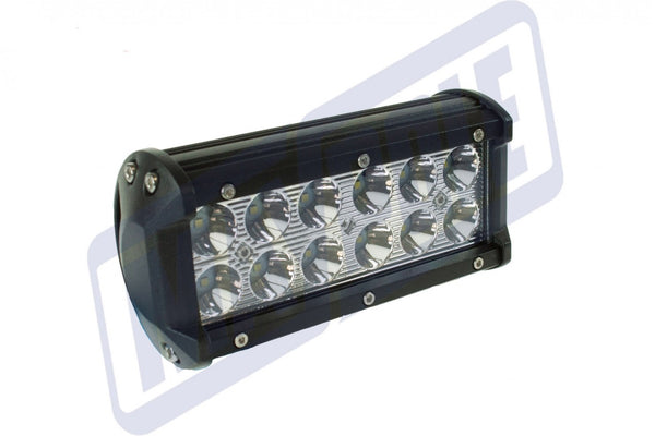 MP5071 LED Work Light Bar 12/24V 36W (12 x 3W) SPOT IP67