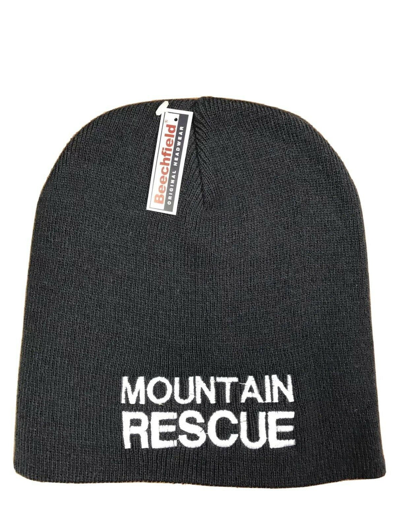 Beanie Hat Mountain Rescue
