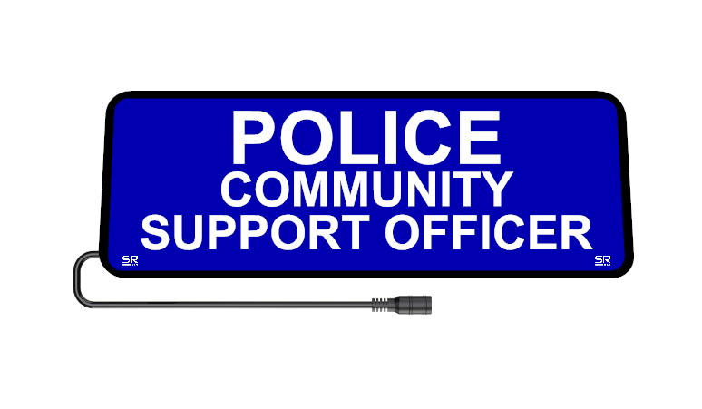 Safe Responder X - Police Community Support Officer - SRX-073